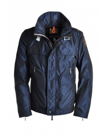 parajumpers windbreaker echo bleu